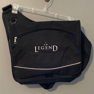 """""""I Am Legend"""" Messenger Crossbody Bag"""